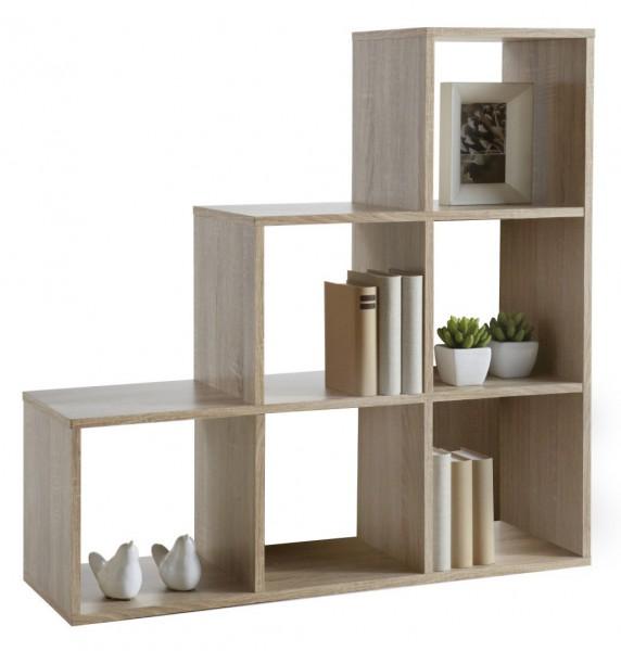 sonoma eiche b cherregal interessante ideen. Black Bedroom Furniture Sets. Home Design Ideas