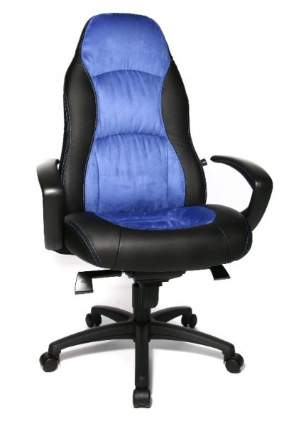 Chefsessel Speed Chair blau mit Al F2