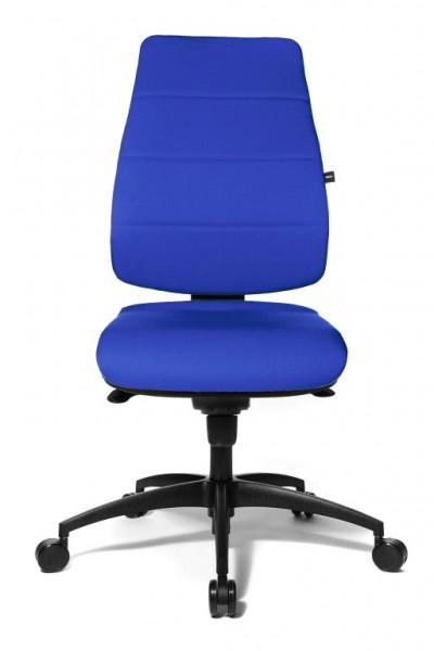 Bürostuhl Drehstuhl Syncro Soft blau von Topstar