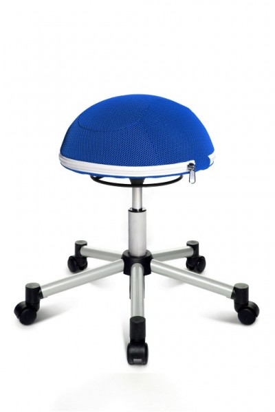 Topstar Sitness Half Ball blau