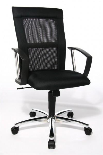 Bürostuhl Drehstuhl X-Up 10 schwarz von Topstar