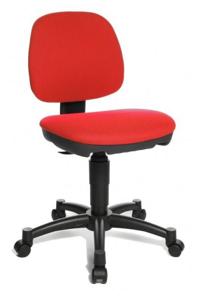 Topstar Kinderdrehstuhl Home Chair rot HP10BC1