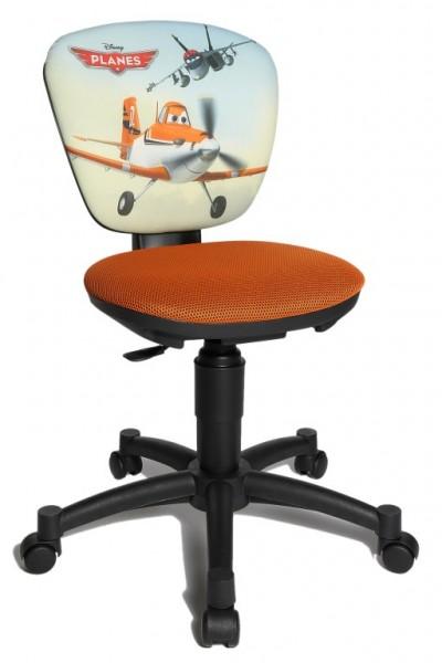 topstar kinderdrehstuhl kinderschreibtischstuhl power disney planes moebel action. Black Bedroom Furniture Sets. Home Design Ideas