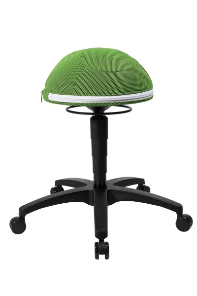 Topstar Hocker Sitness Half Ball grün Fitness Hocker und Trainingsgerät SH1000BB5