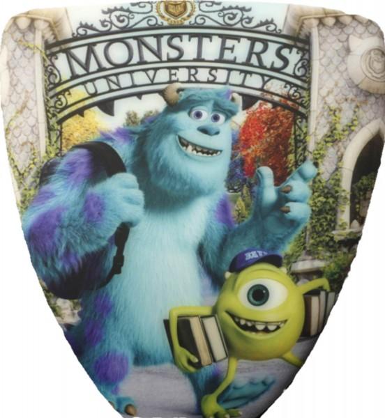 Husse Ersatzbezug Rückenbezug für Kinderdrehstuhl Topstar S`Cool Disney Monster