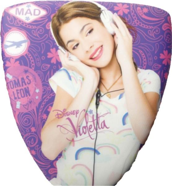 Husse Ersatzbezug Rückenbezug für Kinderdrehstuhl Topstar S`Cool Disney Violetta