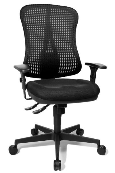 Bürostuhl Drehstuhl Head Point SY schwarz von Topstar