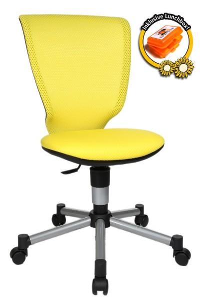 Topstar Kinderdrehstuhl Titan Junior gelb Kinderlachen 71487BT9