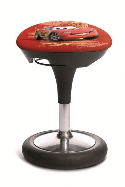 Topstar Kinder und Jugend Hocker Sitness KID 20 Motiv Disney Cars SC79J99