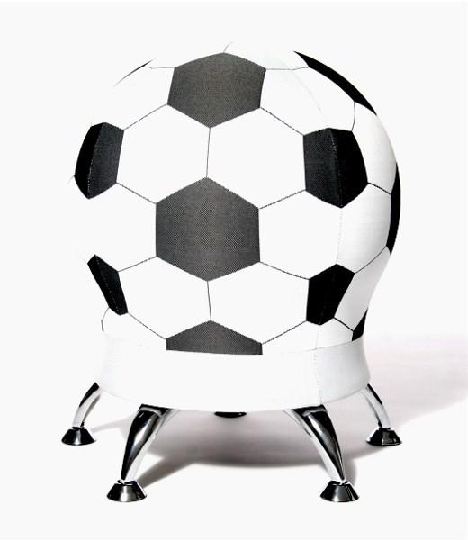 Sitness 5 Hocker Fussball