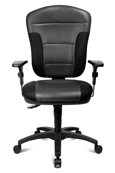 Topstar Komfort Drehstuhl Bürostuhl Speed Point SY mit Armlehnen SP30PS120