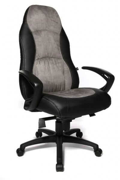 Chefsessel Speed Chair grau mit Al F2