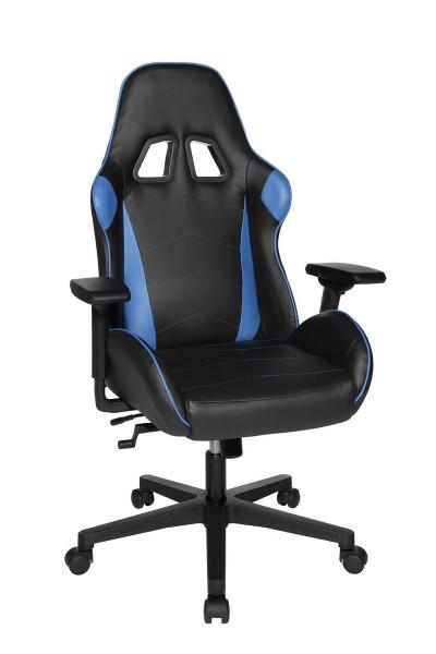 Gaming Stuhl Speed Chair 2 schwarz-blau