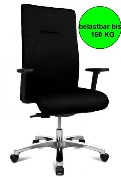 b rostuhl drehstuhl big star 20 schwerlaststuhl bis 150 kg. Black Bedroom Furniture Sets. Home Design Ideas