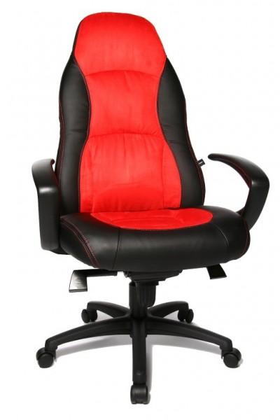 Chefsessel Speed Chair SC20FTC1 rot mit Al F2