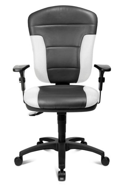 Topstar Komfort Drehstuhl Bürostuhl Speed Point SY mit Armlehnen SP30PS127