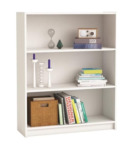 regal blanco 80 cm weiss demeyere 289852 moebel action. Black Bedroom Furniture Sets. Home Design Ideas