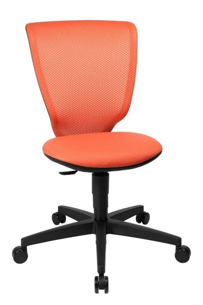 Topstar Kinder Drehstuhl Bürostuhl Titan Junior Edition 2016  Coral rot 71480BT1