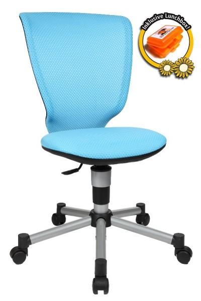 Topstar Kinderdrehstuhl Titan Junior blau Kinderlachen 71487BT6
